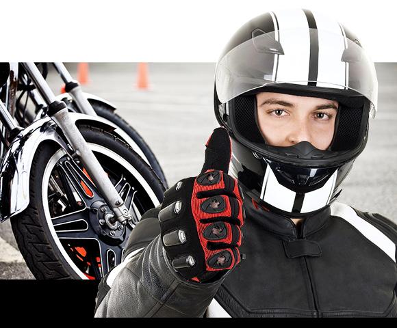 Moniteur/Instructeur moto
