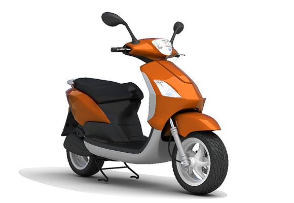 Cours de conduite de cyclomoteur