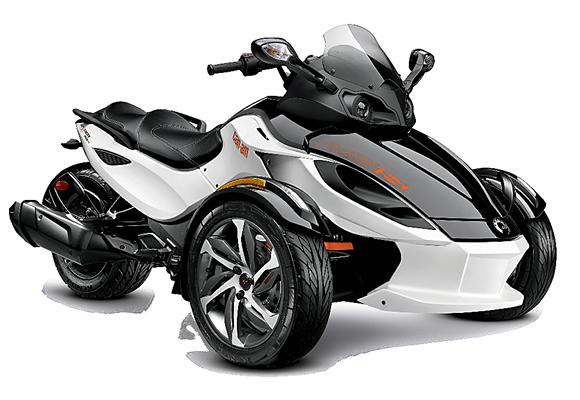 Cours de conduite moto 3 roues